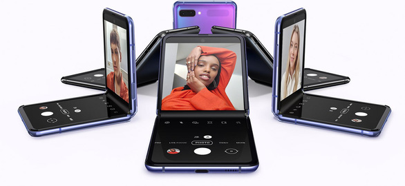 Samsung và hành trình khai mở dáng hình smartphone tương lai - Ảnh 1.