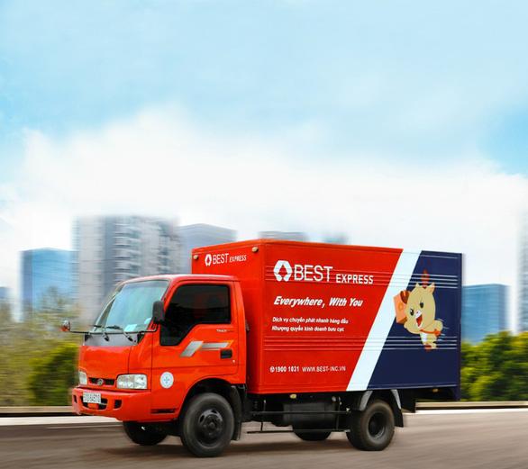 BEST Express - Lựa chọn thông minh  và hiệu quả cho dịch vụ chuyển phát nhanh - Ảnh 1.