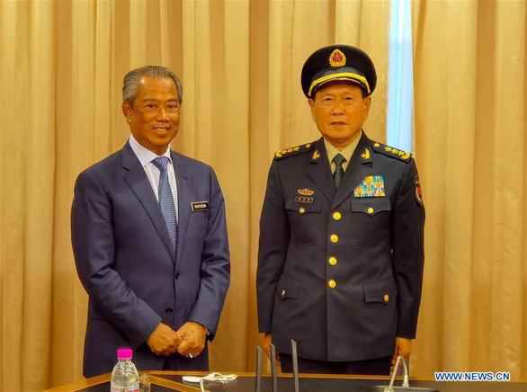 Bộ trưởng quốc phòng Trung Quốc: Tình hình Biển Đông nhìn chung vẫn ổn định - Ảnh 1.