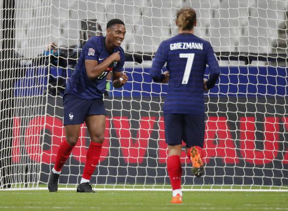 Pháp tái lập tỉ số trận chung kết World Cup 2018 trước Croatia - Ảnh 2.
