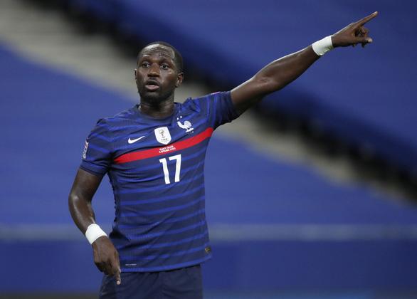 Pháp tái lập tỉ số trận chung kết World Cup 2018 trước Croatia - Ảnh 3.
