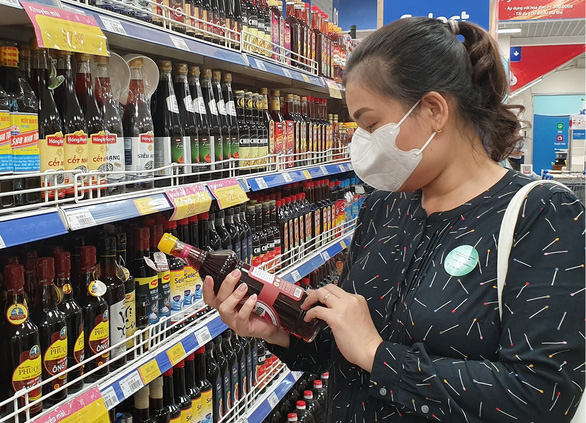 Ngày cuối tích sao nhận quà thiết thực tại hệ thống hơn 100 siêu thị thuần Việt - Ảnh 2.