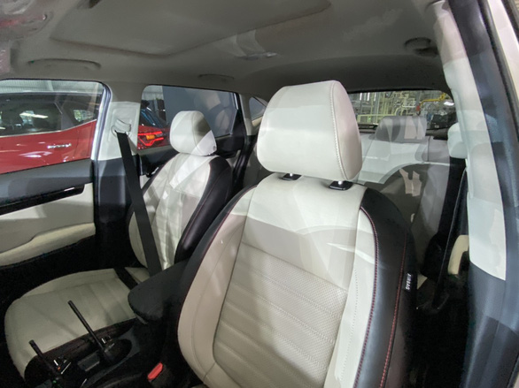 KIA Seltos, mẫu xe SUV đầu tiên của thế hệ sản phẩm mới của KIA giá chỉ từ 589 triệu đồng - Ảnh 5.