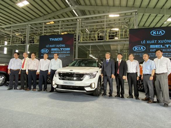 KIA Seltos, mẫu xe SUV đầu tiên của thế hệ sản phẩm mới của KIA giá chỉ từ 589 triệu đồng - Ảnh 6.