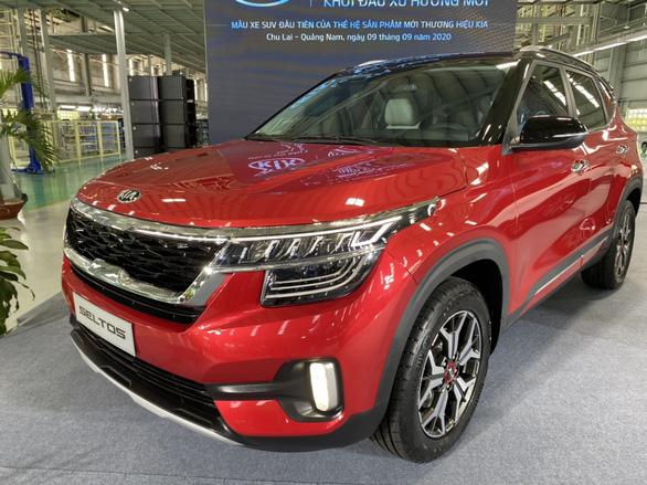 KIA Seltos, mẫu xe SUV đầu tiên của thế hệ sản phẩm mới của KIA giá chỉ từ 589 triệu đồng - Ảnh 3.