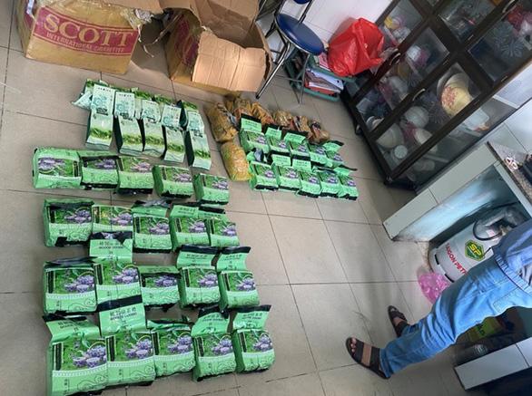 Phá đường dây vận chuyển ma túy từ Campuchia về TP.HCM, thu 47kg ma túy - Ảnh 1.