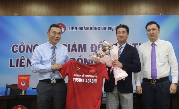 Giám đốc kỹ thuật Yusuke Adachi: 30 năm nữa bóng đá Việt Nam có thể đánh bại Nhật Bản - Ảnh 2.