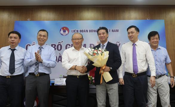 Giám đốc kỹ thuật Yusuke Adachi: 30 năm nữa bóng đá Việt Nam có thể đánh bại Nhật Bản - Ảnh 1.