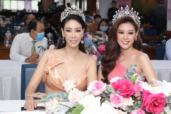 Hà Kiều Anh làm đại sứ thương hiệu cho RiTANA - Ảnh 1.