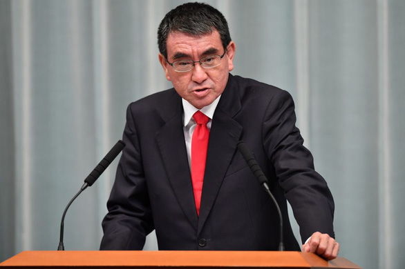 Japan Defense Minister: China is a threat to many countries - Photo 1.