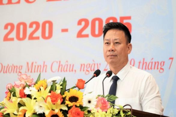 Ông Nguyễn Thanh Ngọc làm chủ tịch tỉnh Tây Ninh - Ảnh 1.