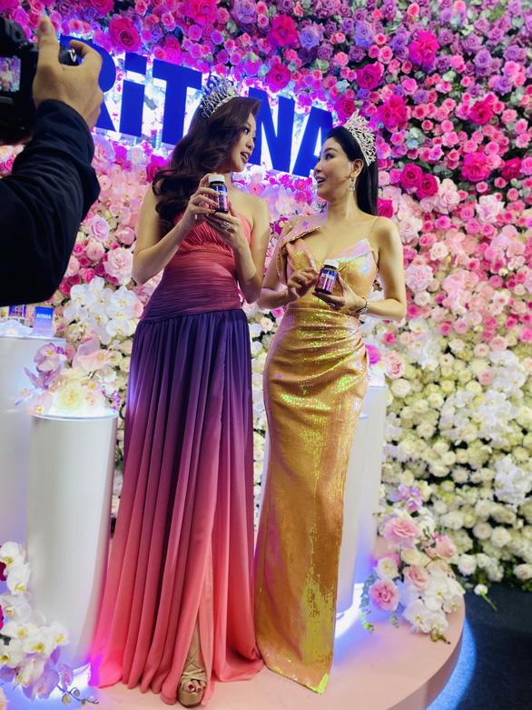 Hà Kiều Anh làm đại sứ thương hiệu cho RiTANA - Ảnh 2.