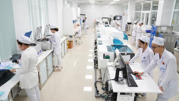 BVĐK Hoà Hảo - Medic Cần Thơ: Hệ thống xét nghiệm đạt chuẩn ISO Quốc tế - Ảnh 1.