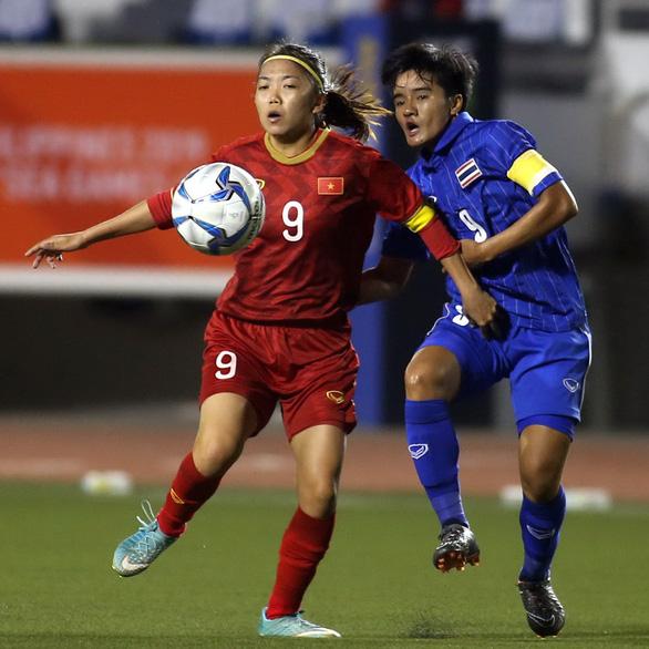 Ba tuyển thủ bóng đá nữ Việt Nam: Nóng lòng sang Bồ Đào Nha thi đấu - Ảnh 1.