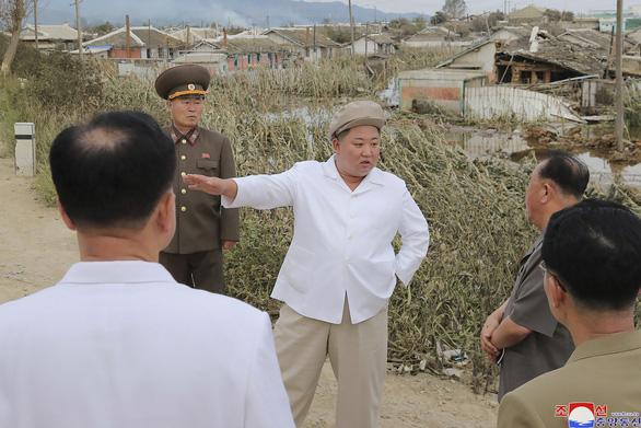 Triều Tiên lập Hội thề Bình Nhưỡng trước Cung điện Mặt trời Kumsusan - Ảnh 3.