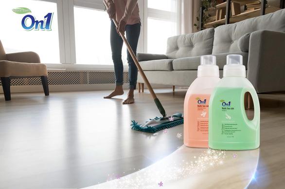 Nước lau sàn On1: Đưa mùi hương spa về nhà bạn - Ảnh 2.