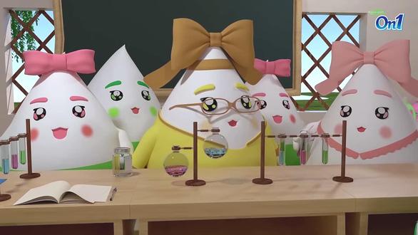 Series hoạt hình 'Những giọt nước tinh nghịch' và bài học bổ ích cho trẻ - Ảnh 1.