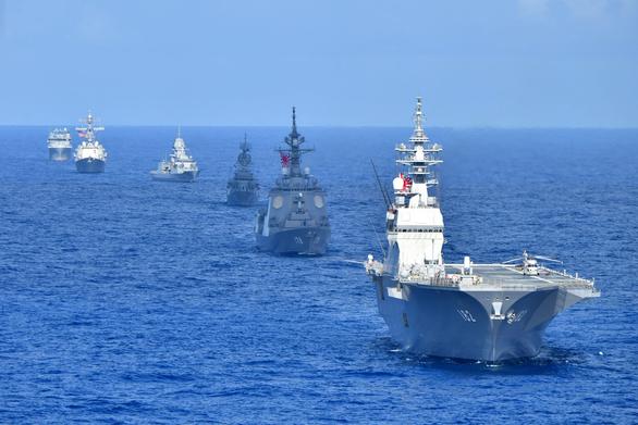 Bộ trưởng Quốc phòng Nhật: Trung Quốc là mối đe dọa nhiều nước - Ảnh 2.
