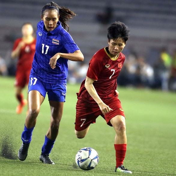 Ba tuyển thủ bóng đá nữ Việt Nam: Nóng lòng sang Bồ Đào Nha thi đấu - Ảnh 3.