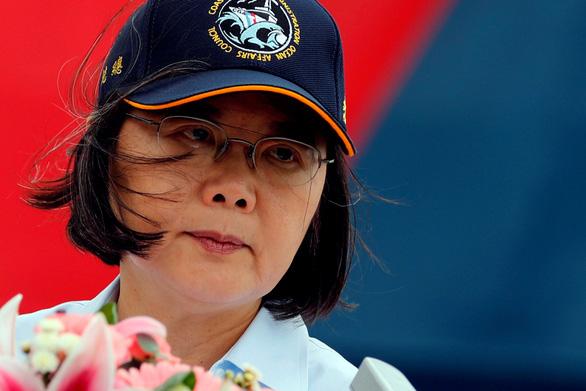 Bà Thái Anh Văn nói sẽ chỉ đối thoại khi Trung Quốc đại lục tháo gỡ thế đối đầu - Ảnh 1.