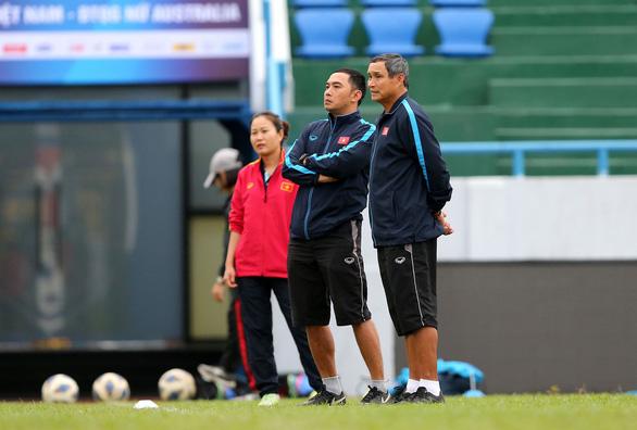 Tuyển nữ VN có 90% cơ hội dự World Cup 2023 - Ảnh 1.
