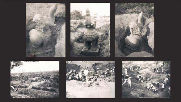 Hai cổ vật điêu khắc Chăm được công nhận bảo vật quốc gia - Ảnh 4.