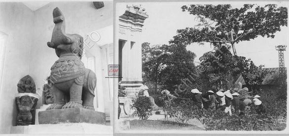 Hai cổ vật điêu khắc Chăm được công nhận bảo vật quốc gia - Ảnh 5.