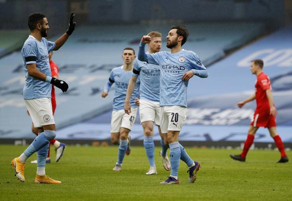 Man City và Chelsea dễ dàng ghi tên vào vòng 4 Cúp FA - Ảnh 1.