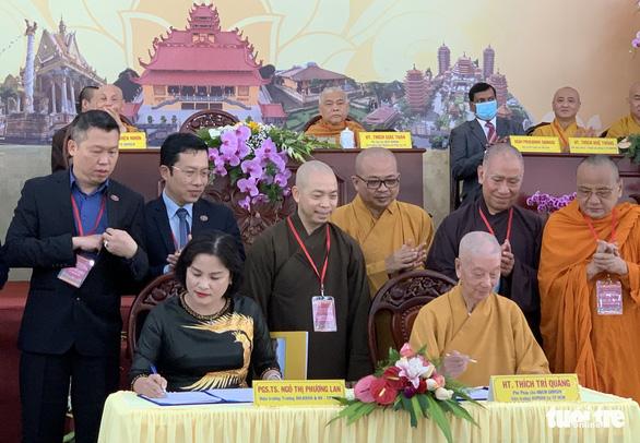 Phật giáo vùng Nam Bộ đóng vai trò quan trọng trong đời sống văn hóa, tinh thần - Ảnh 3.