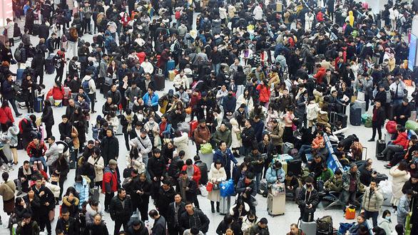 چین به مردم توصیه می کند که در فصل بهار آینده آرام باشند - عکس 1.
