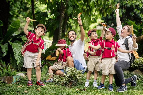 Trường học Xanh - câu chuyện từ bục giảng đến những rừng cây - Ảnh 4.