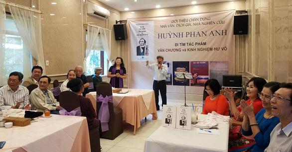 Một góc trời Huỳnh Phan Anh trong lòng bằng hữu văn chương - Ảnh 1.