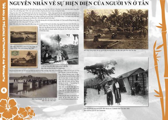 Những chuyến tàu phu Việt đến Tân Đảo 100 năm trước - Ảnh 2.