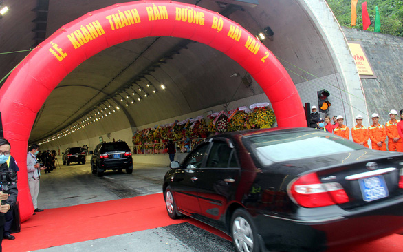 Hầm Hải Vân 2 thông xe 20 ngày rồi đóng cửa chờ hỗ trợ 1.180 tỉ đồng - Ảnh 2.
