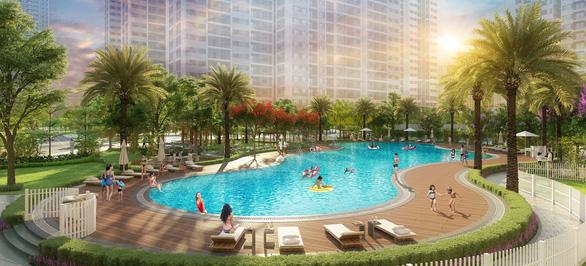 Tận hưởng 365 ngày nghỉ dưỡng tại ốc đảo xanh Imperia Smart City - Ảnh 4.
