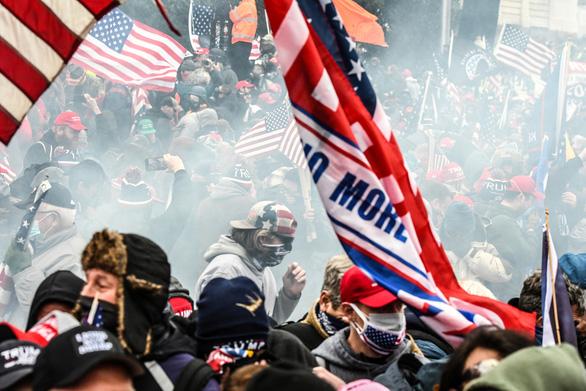 Bộ Quốc phòng Mỹ dự báo sẽ có khủng bố vào ngày tổng thống tuyên thệ - Ảnh 1.