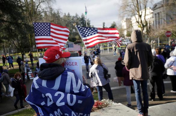 Sợ bạo loạn tái diễn, Mỹ tăng cường bảo vệ thủ đô trước ngày 20-1 - Ảnh 1.