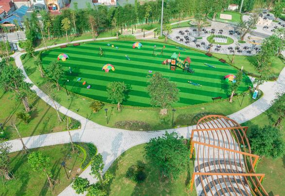 Tận hưởng 365 ngày nghỉ dưỡng tại ốc đảo xanh Imperia Smart City - Ảnh 3.