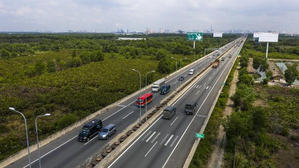 Cao tốc Bắc - Nam đã có nhà đầu tư đoạn Cam Lâm - Vĩnh Hảo - Ảnh 1.
