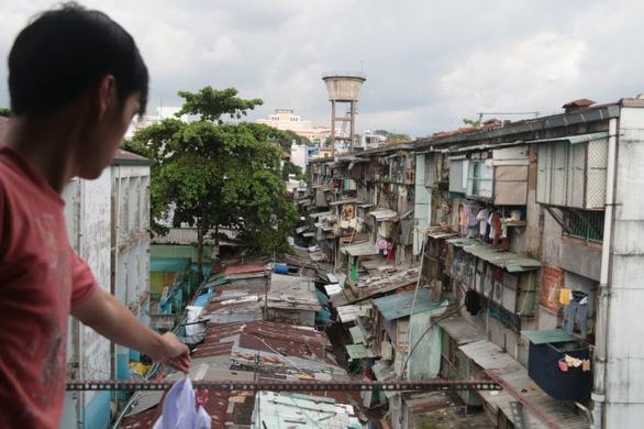 TP.HCM đề xuất cưỡng chế tháo dỡ chung cư cũ khi có 50% cư dân đồng ý - Ảnh 1.