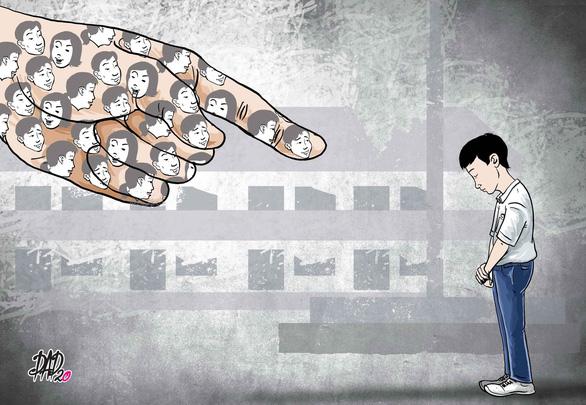 Câu chuyện giáo dục: Một lần làm tổn thương học sinh - Ảnh 1.