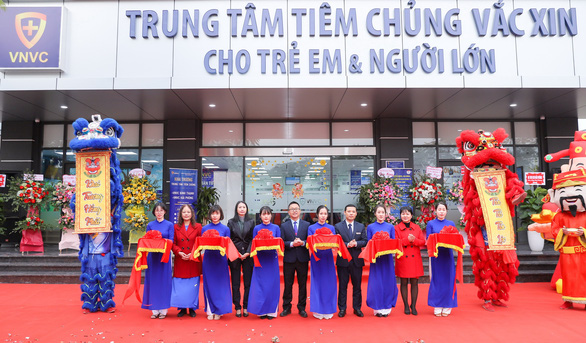 Khai trương VNVC Hải Phòng - Ảnh 1.