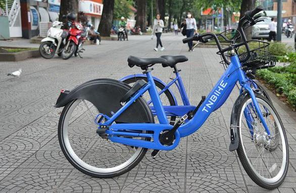 Hoàn chỉnh đề xuất thí điểm xe đạp Mobike ở trung tâm TP.HCM - Ảnh 1.