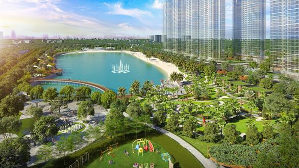 Tận hưởng 365 ngày nghỉ dưỡng tại ốc đảo xanh Imperia Smart City - Ảnh 2.
