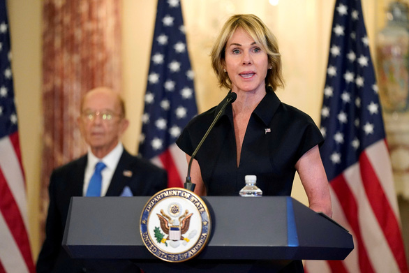 Đài Loan thông báo đại sứ Mỹ tại Liên Hiệp Quốc gặp bà Thái Anh Văn tuần này - Ảnh 1.