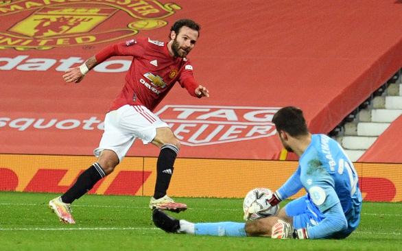 Đấu bù vòng 1 Giải ngoại hạng Anh (Premier League): M.U sẽ chiếm ngôi đầu? - Ảnh 1.