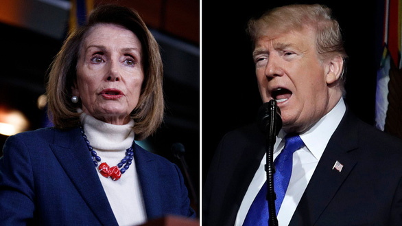 Đảng Dân chủ công bố điều khoản luận tội ông Donald Trump - Ảnh 1.