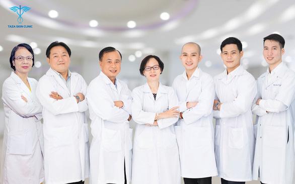 Phòng khám chuyên khoa da liễu Taza Skin Clinic thương hiệu uy tín - Ảnh 1.