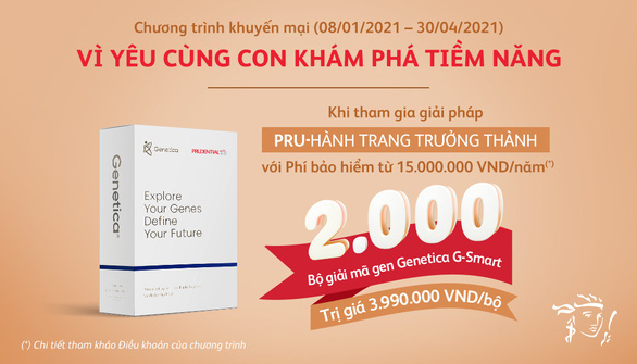 Prudential ra mắt sản phẩm giáo dục Pru-Hành trang trưởng thành - Ảnh 4.