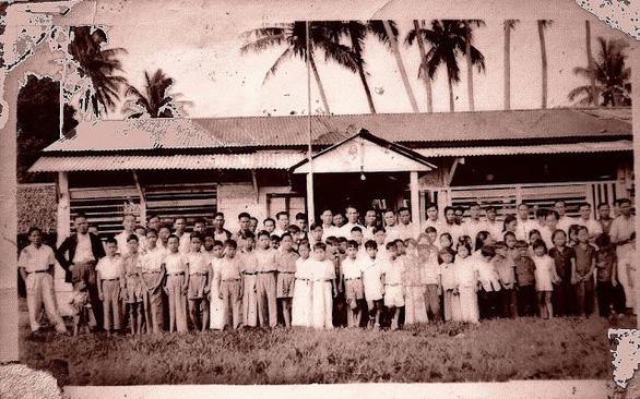 Những chuyến tàu phu Việt đến Tân Đảo 100 năm trước - Ảnh 1.